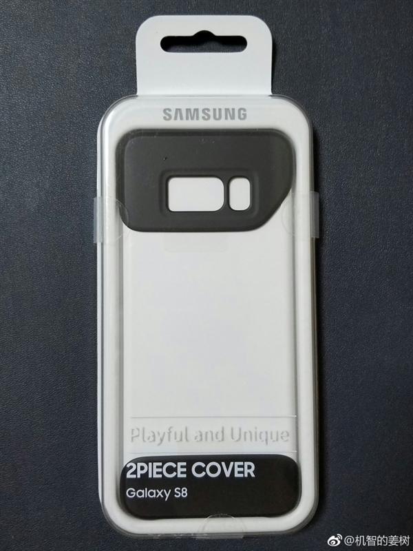 """三星S8""""比基尼""""保护套上手:真正裸机手感"""