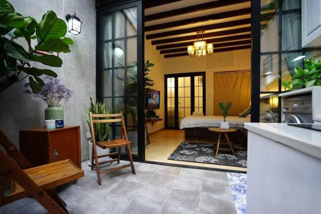 上海这五家老洋房改造的民宿 凭什么比五星酒