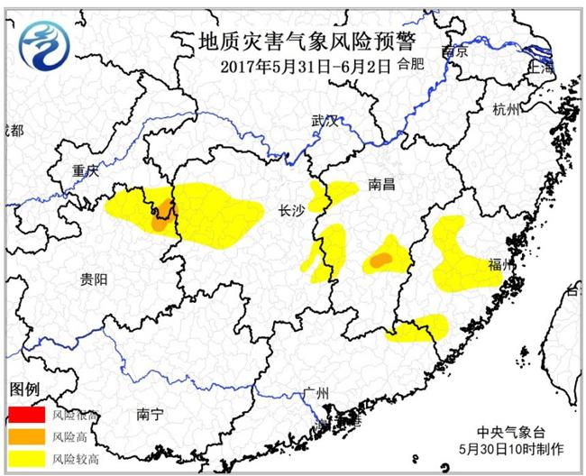 6月1日气温骤降近10℃-端午过后暴雨冰雹袭赣 6月份南昌只晴5天