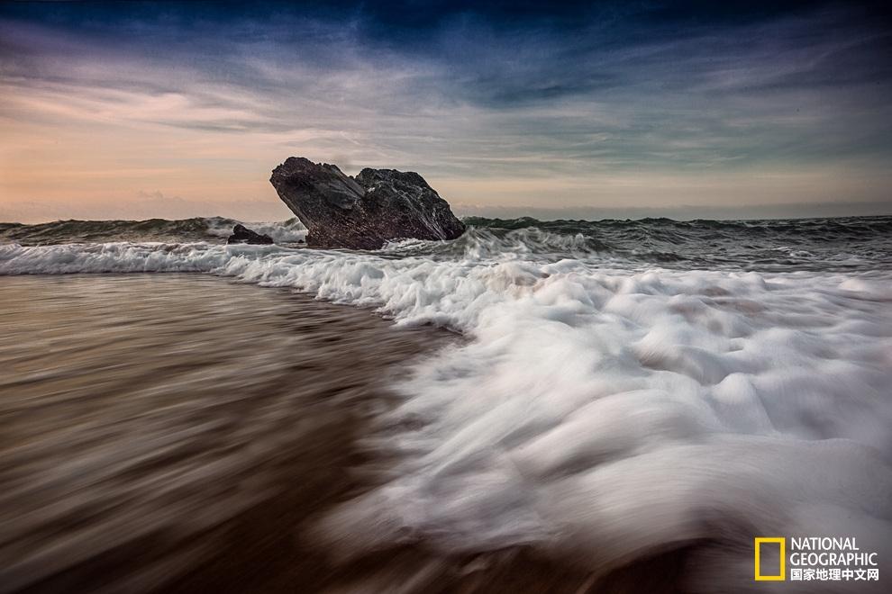 别出国看海了,说咱南海是全球最美的大海一点都不为过!pic