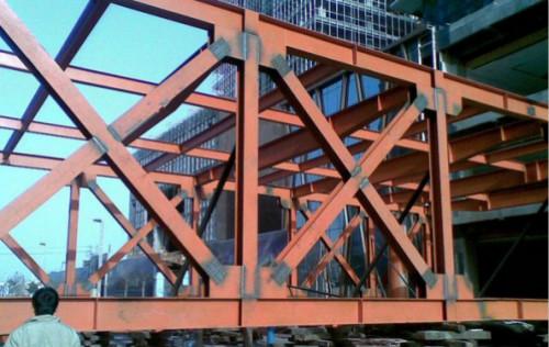 卡本详解钢结构加固中碳纤维材料的应用