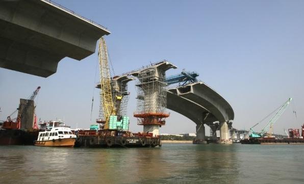 港珠澳大桥香港段复检完成  又发现20个异常样本