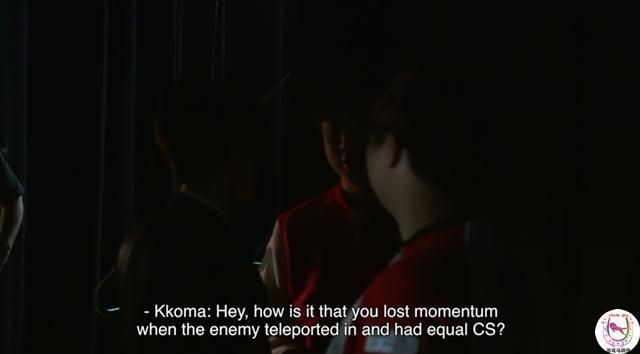 SKT教练Kkoma名言狠话:好好打替补在看着你