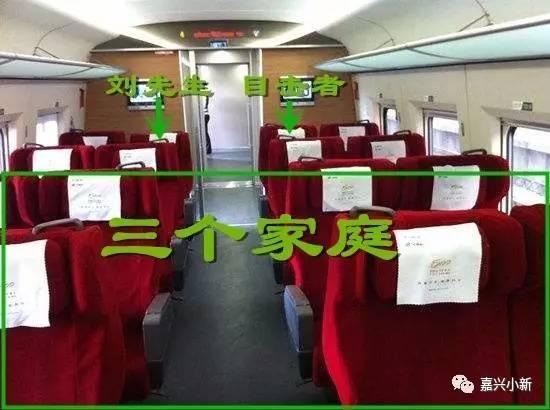 外国专家高铁上提醒熊孩子家长 反被一耳光打出血