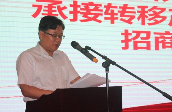 张庆恩,内蒙古自治区驻天津办事处副主任赵玉凤,内蒙古自治区乌海市