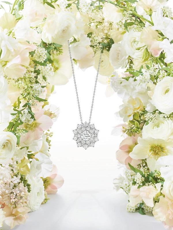 走进温斯顿花园 探秘全新花卉珠宝的灵感源泉