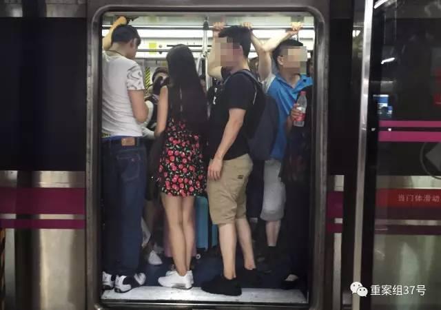 地铁色狼4分钟摸4女孩有人建顶族群交流心得