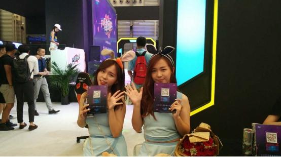 2017ChinaJoy盛天网络FUN肆玩吧引爆全民娱乐狂欢