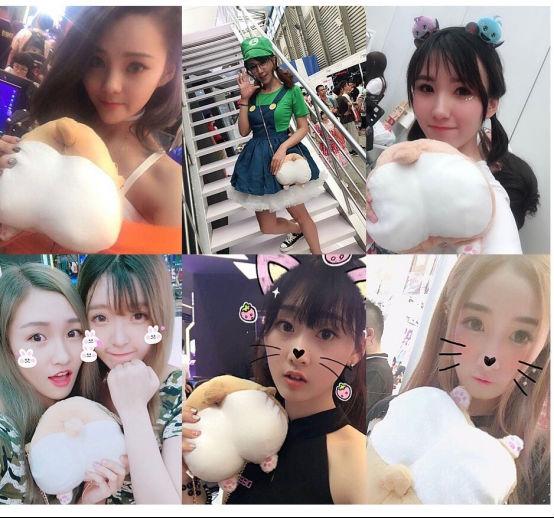 2017ChinaJoy88必发网络FUN肆玩吧引爆全民娱乐狂欢