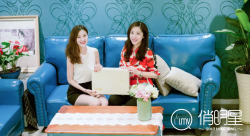 俏明星携手重庆经济广播 重庆美容业协会打造 妈妈创客 平台图片