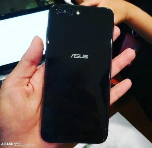 华硕ZenFone 4 Pro真机