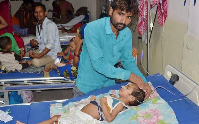 印度一医院欠钱不还 供氧设备被关致63儿童死亡