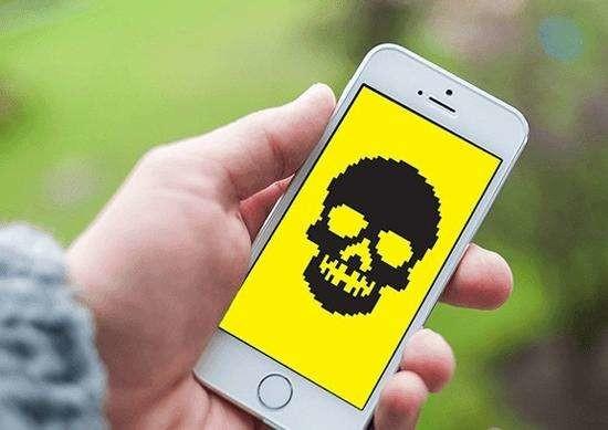 手机碎屏了 换屏过程中可被黑客入侵