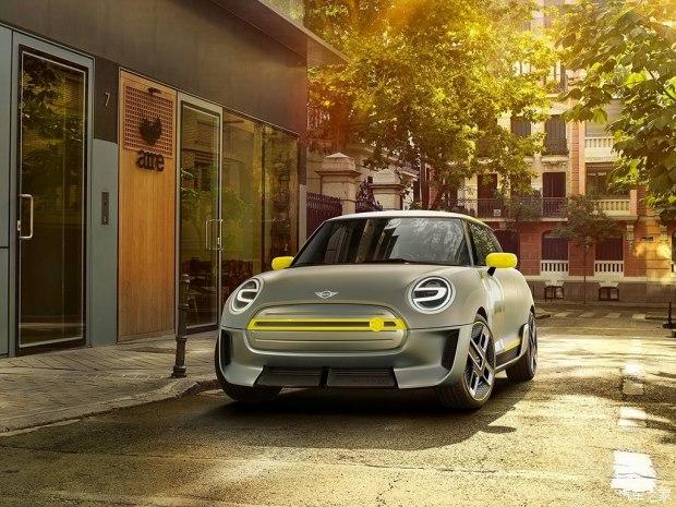MINI MINI Electric 2017款Concept