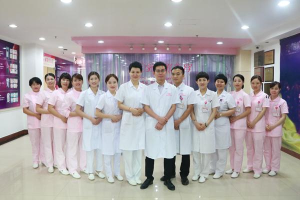 海南现代妇婴医院整形美容科医师团队