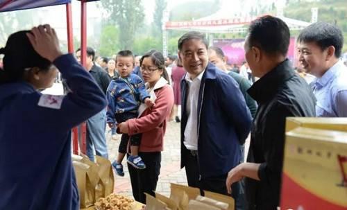 汝阳县旅游商品颁奖典礼暨旅游商品展销会成功举办