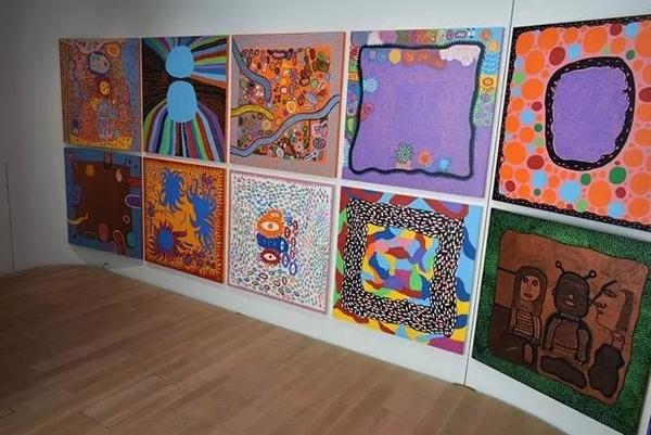 楼展示厅;图片:美术手帖
