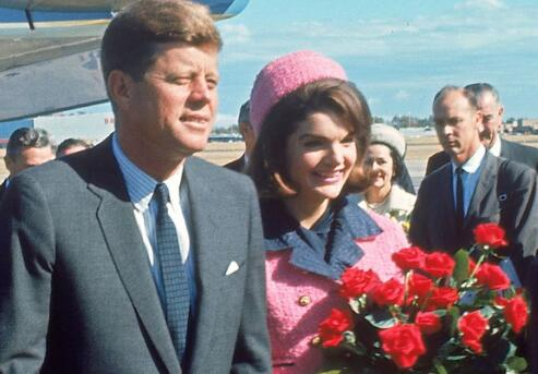 肯尼迪遇刺前夕 神秘男子打赌称总统三周内必死
