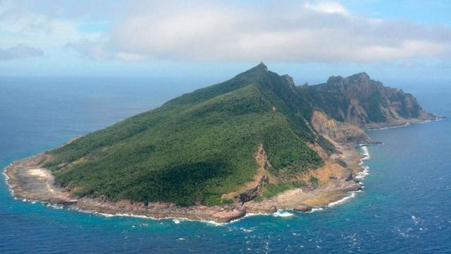"""日本官方发资料再宣""""领土权"""" 中国钓鱼岛被纳入"""