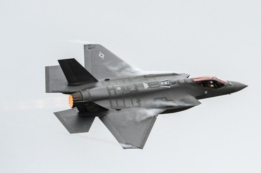 战斗机--美军F-35A抵达日本 共12架将首次部署亚太地区