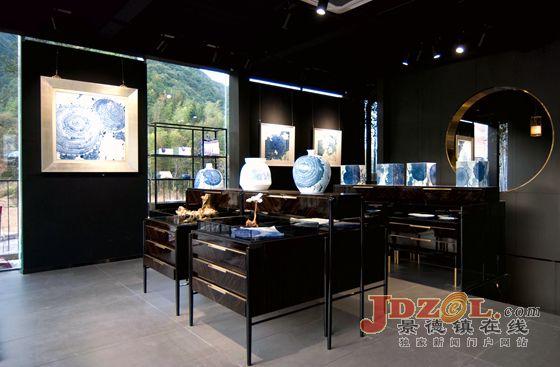 景德镇陶瓷文创 大千集 落户三宝蓬艺术聚落
