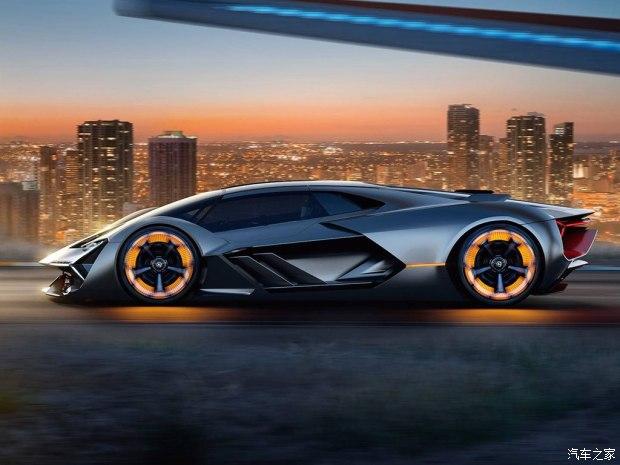 兰博基尼Terzo Millennio 2018款Concept