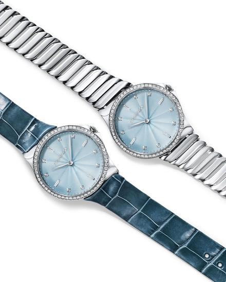 Tiffany & Co. 蒂芙尼Metro系列双指针女士腕表