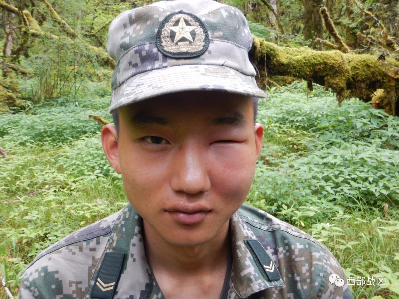 这就是中国边防军人! 央视