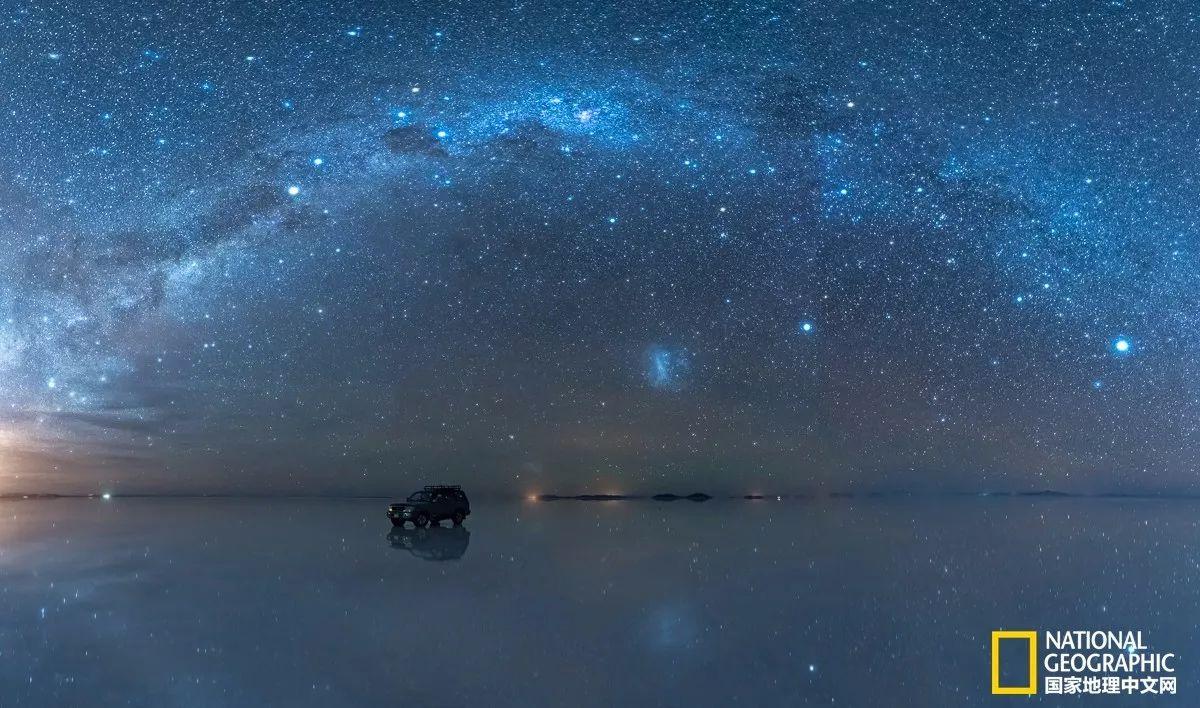 乌尤尼盐沼 他把这里拍得比天空还要纯净图片