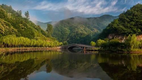 洛阳重渡沟获批2017年河南省级旅游度假区