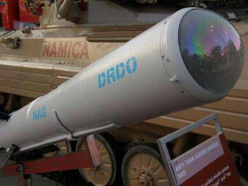 信誉扫地:印撕毁与以8000枚长钉导弹合同 (图)