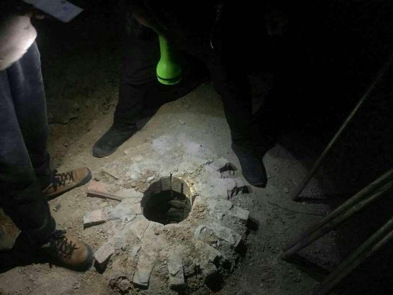 安徽8岁男孩失踪5天 学校操场井中现尸体