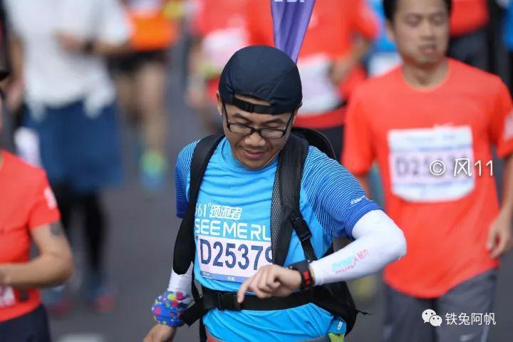 兔兔体验网 跑者评测:宜准E1-hr试用体验
