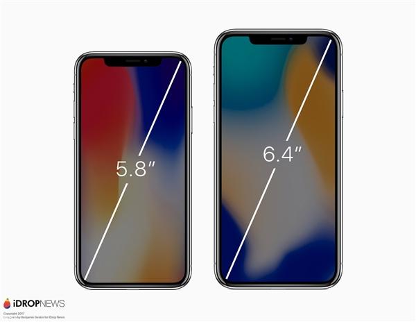 能买起了!廉价版iPhone X曝光:金属后壳多配色