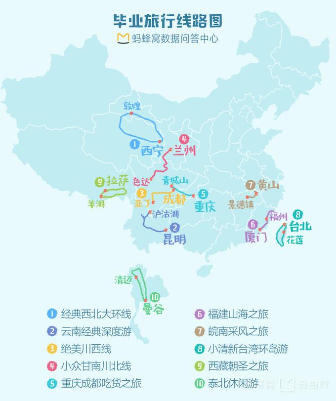 2018年亚洲最佳旅游目的地 居然藏在中国西北