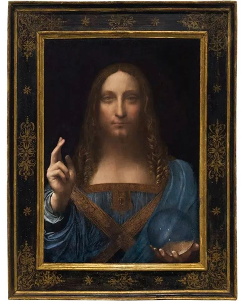 佳士得今年卖出了达·芬奇约在1500年间创作的《救世主》,它是这位文艺复兴大师唯一一幅仍属于私人收藏的作品,最终以含佣金4.503亿美元(约合人民币29.86亿元)的价格成交。这是有史以来最昂贵的艺术品拍卖价格。