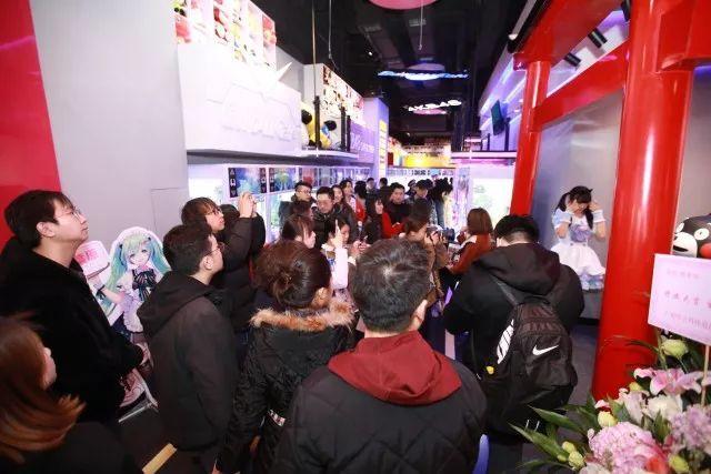 秋叶原IP衍生品消费中心上海开业业内第5张