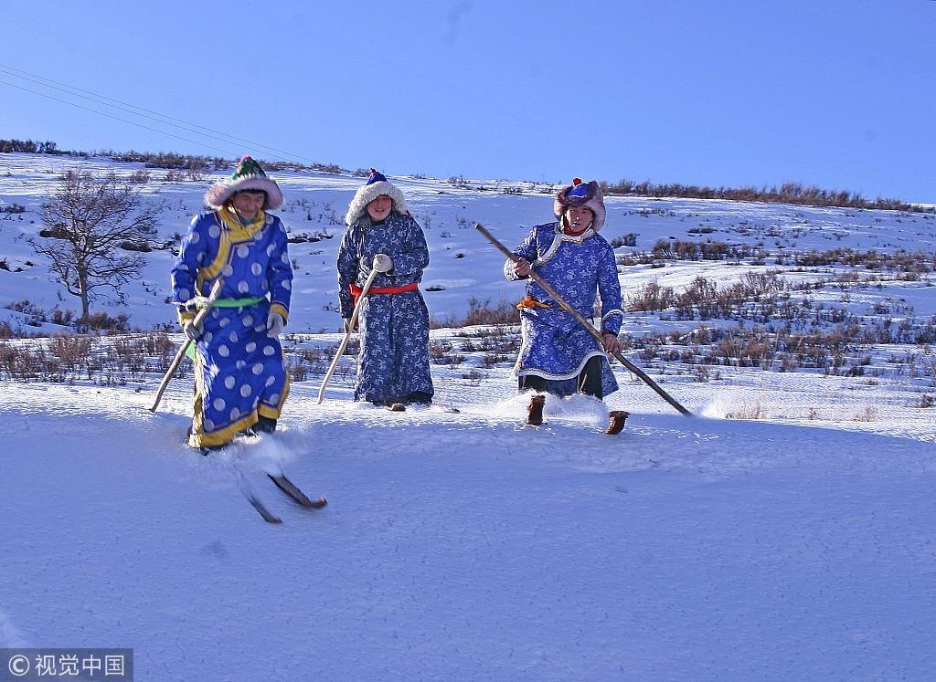 不用去雪乡 这5个地方藏着中国大地最灿烂的雪景!