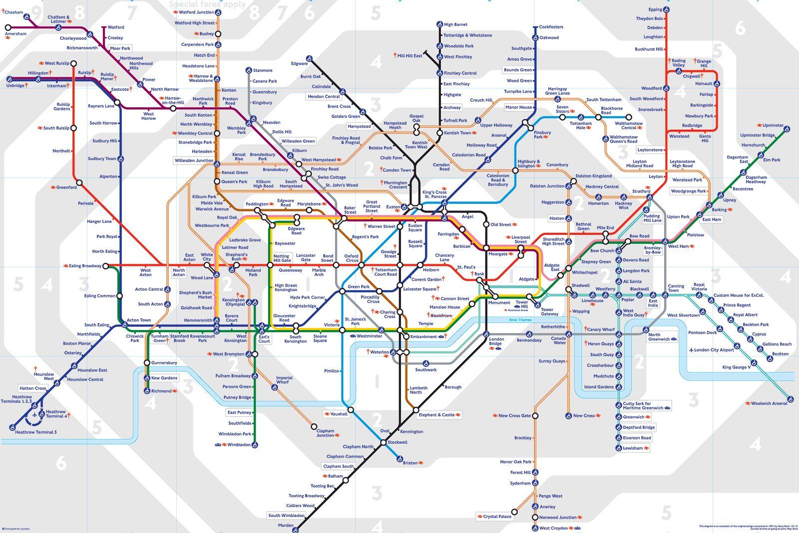 155年前人类第一条地铁开通 改变了城市漫游方式