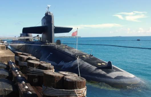 美专家:中国反潜反水雷弱 建议美军充分利用