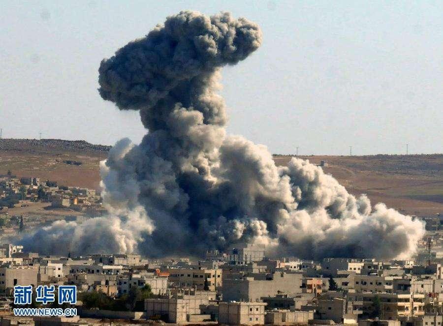 土耳其无视警告 炮击叙利亚境内库尔德人武装