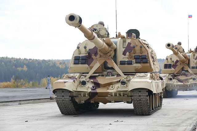 美俄重整火炮建设 大炮兵时代下中国该如何取舍