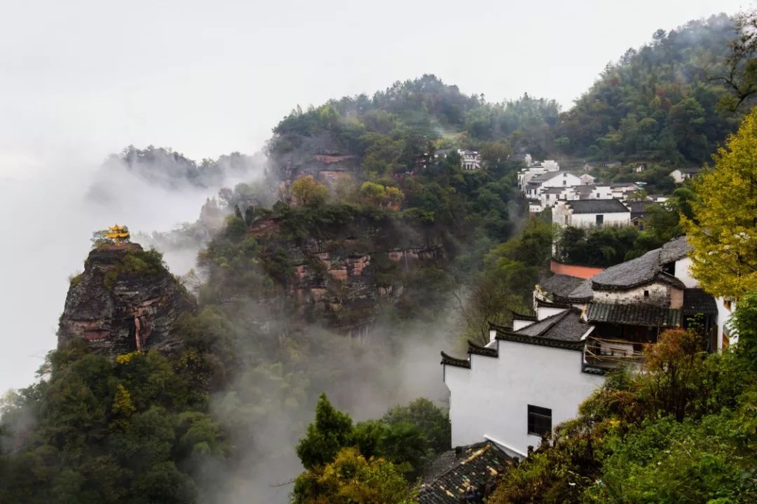 赤峰青泉谷风景