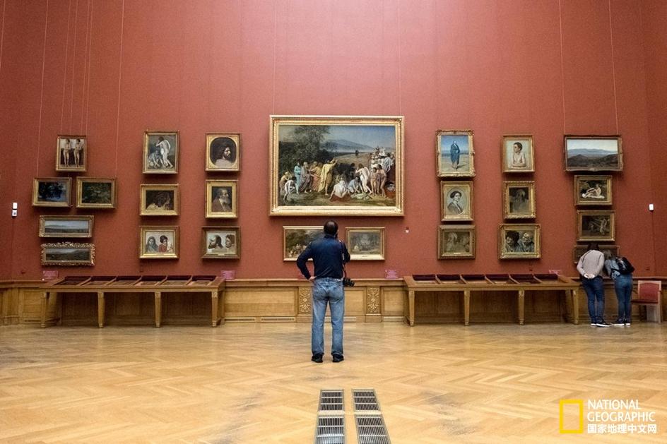圣彼得堡不容错过的五大博物馆pic