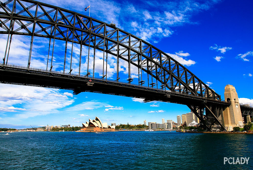 1月,就是要去悉尼过个夏天啊!