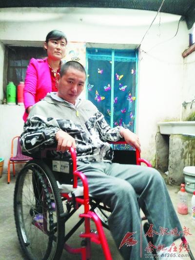 丈夫外出打工遭遇事故瘫痪妻子守护多年不离不弃