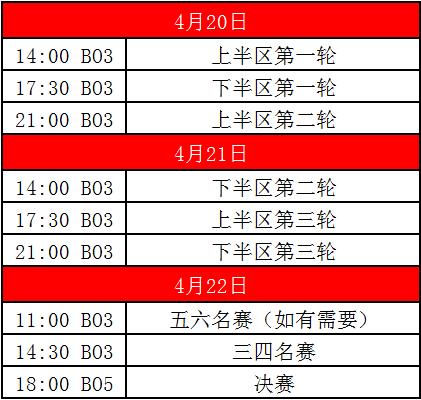 DPL顶级联赛季后赛赛程
