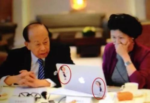 深扒李嘉诚背后的女人:香港第二女富豪