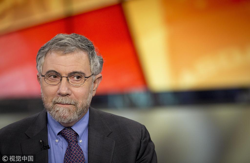诺奖得主克鲁格曼:贸易战中国会赢