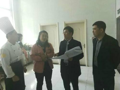 汝阳县举办西泰山景区及农家宾馆食品安全专题培训会